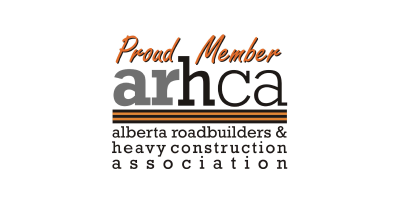 Alberta Roadbuilders & Heavy Construction Association Member - Frontier Construction Products Ltd.